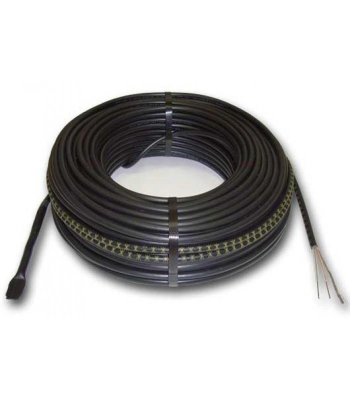 Тепла підлога в стяжку під ламінат, кахель 13.4 - 17 м. кв 2300 Вт. Двожильний кабель Hemstedt. Гарантія 20 років.