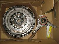 Сцепление+ маховик+выжимной подшипник Volkswagen TRANSPORTER 2,5TDI 95-03 (производство LUK) (арт. 600 0002 00), AJHZX