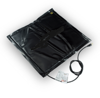 Нагреватель коврик под бочку 200 л 500 мм х 500 мм. Разогрев от 0 до +70°С ТМ Апитерм Украина