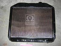 Радиатор водяного охлаждения ЗИЛ 130 (3-х рядный) медн.  (арт. 130-1301010-С), AHHZX