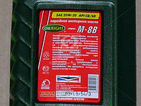 Масло моторное OIL RIGHT М8В 20W-20 SD/CB (Канистра 1л) (арт. 2486)