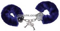 Металичесские наручники Dark Blue , фото 1