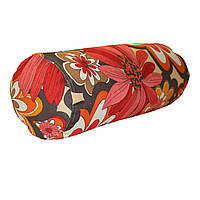 Подушка для дивана Home4You NICE  18x50cm  яркий цветочный орнамент