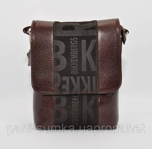 0db41a0dc274 Сумка мужская кожаная через плечо Desisan 1612-019 коричневая, 26*20*7 см:  продажа, цена в Одесской области. мужские сумки и барсетки от