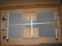 Радиатор кондиционера TOYOTA LAND CRUISER 80 (94-) 4.0 i (+) (пр-во Nissens) 94184, AGHZX
