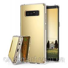 Чохол Ringke Fusion Mirror для Samsung Galaxy Note 8 Royal Gold