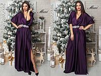 Длинное нарядное платье тв-12042-1