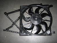 Вентилятор радиатора OPEL ASTRA G (98-) (производство Nissens) (арт. 85154), AGHZX