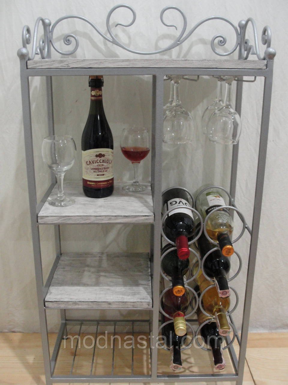 Комод-бар для вина и аксессуаров  -  113-ВС