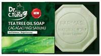 Натуральное мыло с маслом чайного дерева Dr.Tuna Farmasi