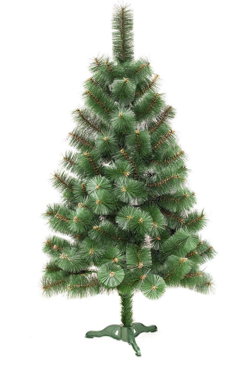 Сосна искусственная зеленая 2.10 м, фото 1
