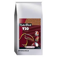 Гранули для туканів і плодоядных птахів Versele-Laga Nutribird T20 (10кг.)