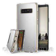 Чохол Ringke Fusion Mirror для Samsung Galaxy Note 8 Silver