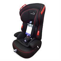 Автокресло трансформер для детей от 9 месяцев до 12 лет (9-36 кг) VALET SAFE (черный)