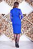 """Нарядное женское платье с гипюром """"Алисита"""", фото 2"""