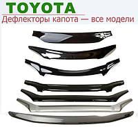 Дефлектор капота - TOYOTA Avensis с 2003-2008 г.в.
