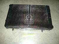 Радиатор водяного охлаждения ГАЗ-2217,СОБОЛЬ (2-х рядн.) (производство ШААЗ) (арт. 330242-1301010-03), AGHZX