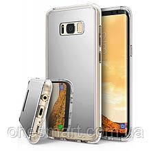 Чохол Ringke Fusion Mirror для Samsung Galaxy S8 Plus Silver