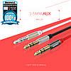 Аудио кабель Remax AUX RL-L100 1m, фото 6