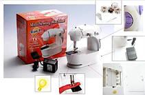 Мини швейная машинка Mini Sewing Machine 4в1, фото 2