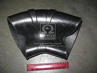 Патрубок фильтра воздушного КАМАЗ выходной (с ребром) (производство Россия) (арт. 5320-1109445), AAHZX