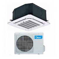 Кассетный кондиционер MIDEA DC Inverter MCD-36HRFN1-S
