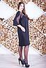 """Красивое платье большого размера """"Имаси"""" до 70 размера, фото 2"""