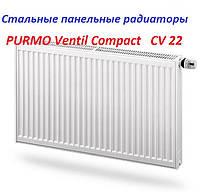 Польские стальные батареи PURMO Compact CV 22 (с нижним подключением)