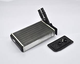 Радиатор печки (теплообменик) на Renault Kangoo 1997->2008 — NRF (Голландия) - NRF 53554