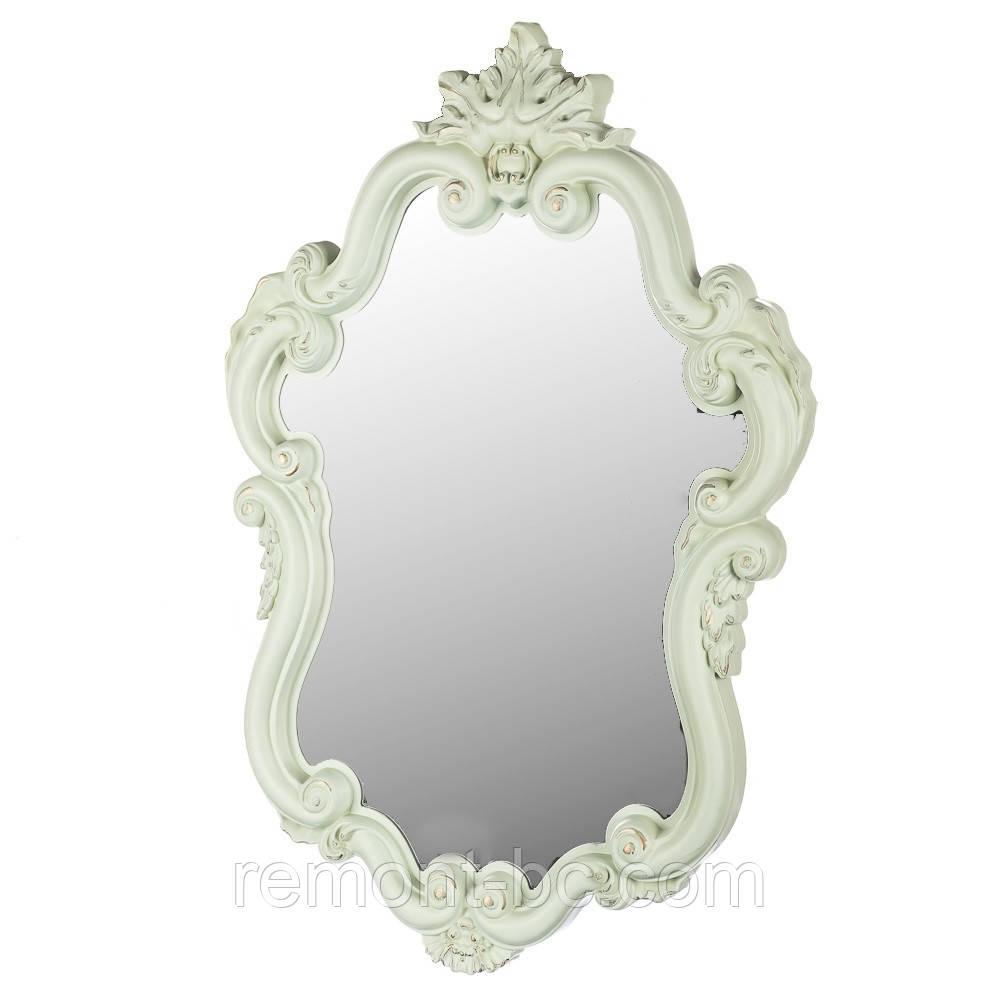Настенное зеркало ш55,5 в 78,5 061Z антик