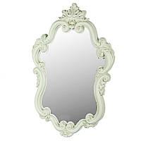 Настенное зеркало ш55,5 в 78,5 061Z антик, фото 1