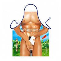 РОЗПРОДАЖ! Еротичний фартух - Нова ключка для гольфу / Golf apron