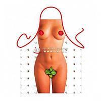 РОЗПРОДАЖ! Еротичний фартух - Салатний інтим / Tomato and woman basil