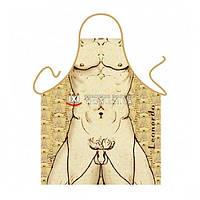 РОЗПРОДАЖ! Еротичний фартух - Леонардо / Leonardo da Vinci