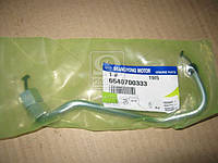 Трубопровод высокого давления (производство SsangYong) (арт. 6640700333), ADHZX