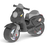Скутер черный Орион (502)