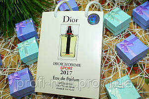 Christian Dior Homme Sport 2017 - Travel Perfume 50ml в подарочной упаковке