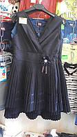 Сарафан-платье для девочки 5-9 лет