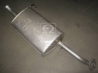 Глушитель задний CHEVROLET LACETTI (производство Polmostrow), AEHZX