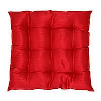 Подушка для стула Home4You INDIGO 2  40x40cm  красная