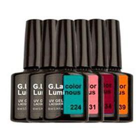 Гель лак G.Lacolor UV Gel Lacquer