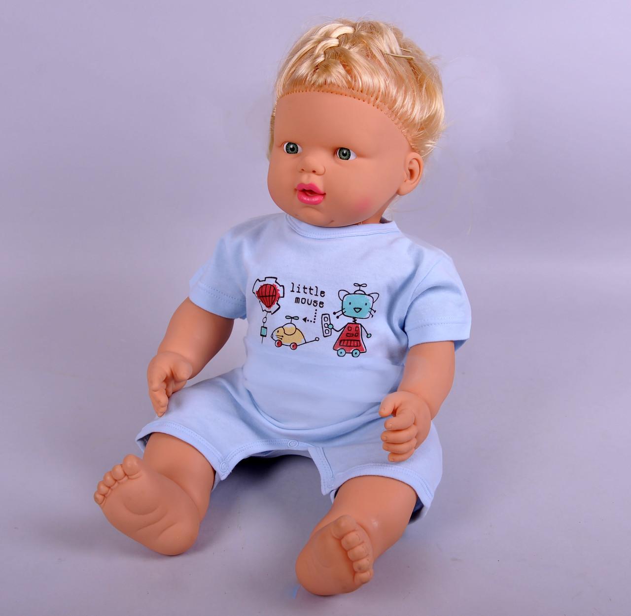 Детский песочник (боди-шортики)