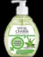 VITAL CHARM Гель для интимной гигиены Эффективная защита 300 мл (4820091140159)