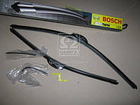Щетка склоочистителя Aerotwin 650/550 с форсункой MB Vito (Производство Bosch) 3 397 007 567