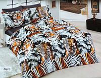 Семейное постельное белье First Choice TIGER