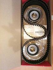Комплект ГРМ (ремень 152з.+1ролик(67х34) IVECO K015334XS Gates , фото 3