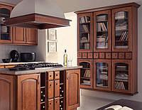 Кухонные фасады из натурального дерева BRW Marynika