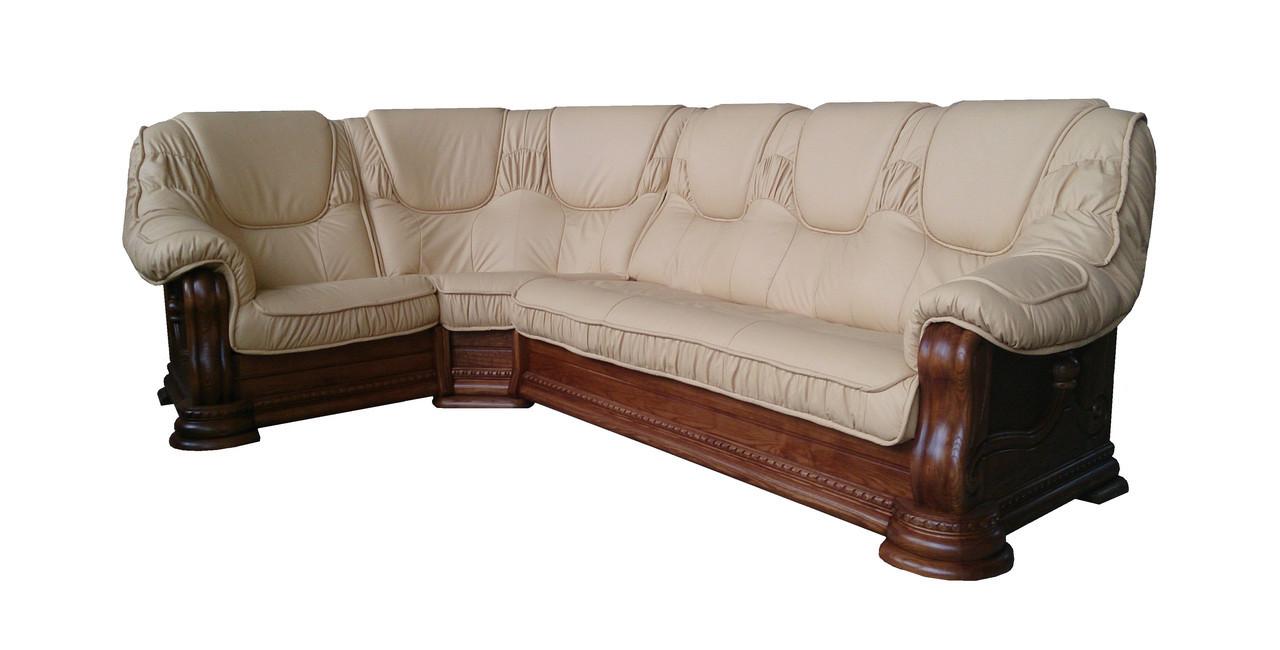 """Угловой диван """"Grizly"""" Гризли (собственное производство)"""