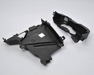Захист ременя ГРМ (нижня + верхня) на Renault Kangoo II 2008->04.2008 1.5 dCi —Metalcaucho (Іспанія) - MC35001