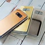 Чехол Ringke Fusion Mirror для Samsung Galaxy S8 Plus Royal Gold, фото 5